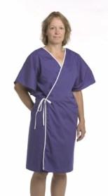 mammogram gown