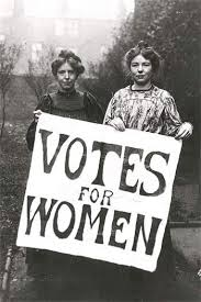vote for women