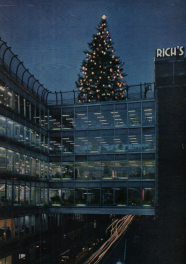 Rich's Christmas tree