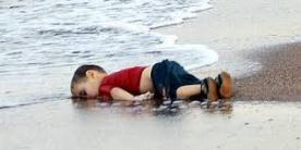 refugee dead child