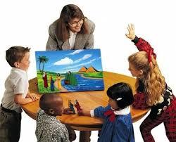 flannel board story