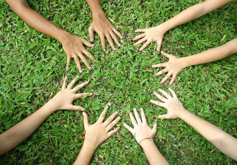 grassroots hands