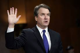 kavanaugh sworn in