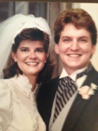 bill and michelle wedding